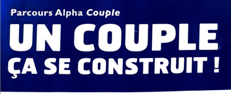 Nouvelle session Alpha Couple