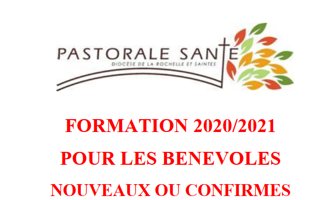 Formation initiale des bénévoles en Pastorale de la Santé