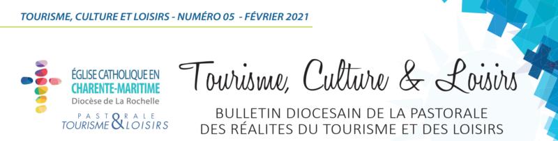 Bulletin n°5 de la Pastorale du Tourisme et des Loisirs